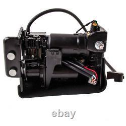 Pair Air Suspension shocks+Compressor Pump Kit For Escalade Suburban Tahoe Yukon
