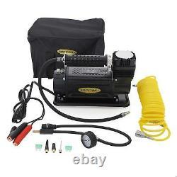 Smittybilt 2781 Air Compressor Portable Kit 12 volt with Bag / 5.65 CFM / 24' hose