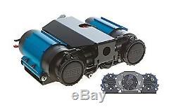 TeraFlex Compressor Mount withARB Twin Air Compressor, Maniforld Kit for Wrangler