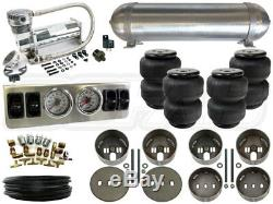 Universal Air Suspension Kit Coil Spring Vehicles LEVEL 1 1/4