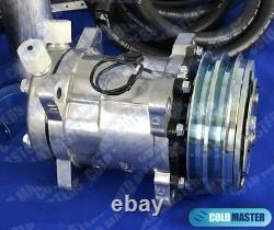 Universal Underdash Air Conditioner 432-0 12x16 Cond. & Elec. Harness