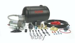 VIAIR 10000 On Board 98C Air Compressor System Kit with 1 Gallon Tank 12V, 105 PSI