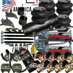 V Air Ride Suspension Compressor Valves 2500/2600 Bags Switches