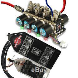V air suspension Air Engine 250psi valves 1/2 npt electric solenoid/