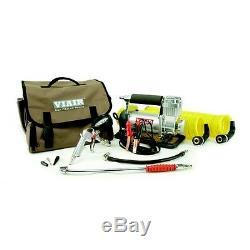 ViAir 150 PSI Automatic Portable 12V Air Compressor Kit For RV Tires 400P-RV