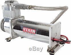 ViAir Dual Chrome 444C 200 PSI Air Compressor Kit 444C