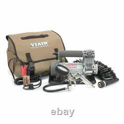 Viair 150 PSI 12V Automatic Portable Compressor Kit Up to 35 Inch Tire 40045