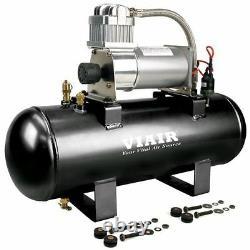 Viair 20005 150 PSI 2.0 Gal. High-Flow Air Source Kit (30% Duty Compressor 12V)