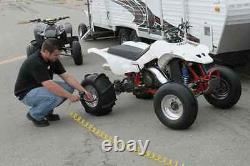 Viair 400P Automatic Portable Air Compressor Fills 35 Tires Auto Shut Off 40045