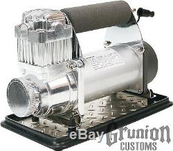 Viair 400P Portable Air Compressor Kit with Gauge Fills 35 Tires Off Road 40043