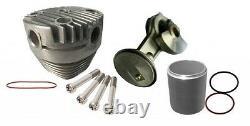 Viair 480C Air Compressor Piston, Wall, & Head Rebuild Kit (480C-CRCWHR)