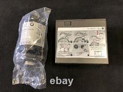 01-06 Bmw E46 M3 Trousse De Pneus D'urgence Compresseur D'air Gonflant Exécuter Pompe Plate