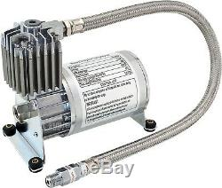 0,5 Gal Réservoir D'air / 150 Psi Compresseur Système Embarqué Kit F / Train Corne 12v Vxo8805