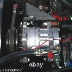 1969-70 Mustang V8 A/c Compresseur Mise À Niveau Kit Climatisation Ac 134a Étape 1