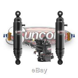 2001-2006 Gmc Yukon XL 1500 Active Suspension Arrière À Air Chocs Et Compresseur