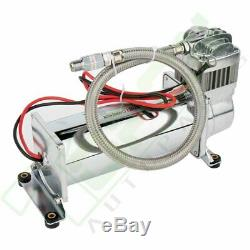 200 Psi Compresseur D'air 12v Permanent Kit Tuyau Moteur Magnétique Pour Le Train Horns