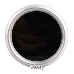 252mm 7 Couleur LCD Air Suspension Pressure Gauge Bar&psi Dual Air Ride Meter 12v