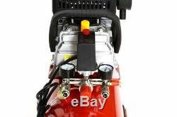 25 Litres Compresseur D'air De 9,5 Cfm, 2.5 Hp, Outil Gratuit 5pcs Kit Gratuit Vente