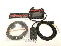 3/8 Airmaxxx X4 Manifold Suspension Pneumatique Valve X7 Commutateur Contrôleur Box