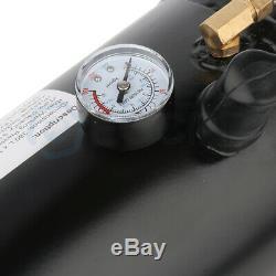 4 Trompette 150db 12v Train Air Horn 150 Psi Compresseur D'air Kit Pour Le Camion Bateau