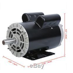 5hp Spl 3450 RPM Compresseur D'air 60hz Moteur Électrique 208-230v 56hz 4600kw Kit