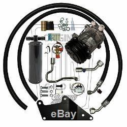 67-70 Chargeur Big Bloc Ac Compresseur Kit A Upgrade / C Climatisation Étape 1