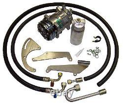 69-74 Nova Sb V8 A/c Compresseur Mise À Niveau Kit Climatisation Ac Étape 1