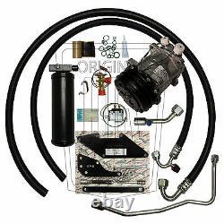 70-74 Challenger Petit Bloc Compression Compressor Kit De Mise À Niveau Climatisation Stage 1