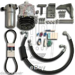 81-88 G-corps De Chevrolet Sb V8 A / C Compresseur Kit Ac Upgrade Climatisation Étape 1