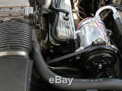 86-87 Camaro Firebird A / C Compresseur Upgrade Kit Étape 1 Climatisation Ac