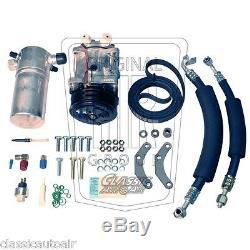 88-92 Camaro Firebird A / C Compresseur Upgrade Kit Étape 1 Climatisation Ac
