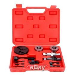 A / C Compresseur D'embrayage Installer Remover Puller Kit Climatiseur Automobile Outil