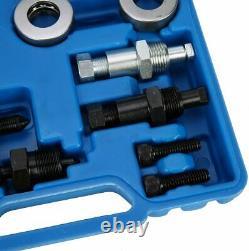 A / C Compresseur Retireur Kit Pulper Car Outil De Réparation D'air Conditionné Automatique