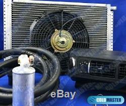 A / C Kit Universel Sous Dash Évaporateur Climatiseur 432-1 Aucun Compresseur