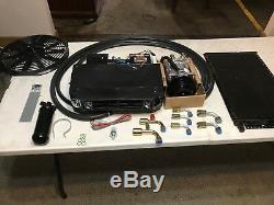 A C Rajouter Ac Kit Universal Sous Dash Évaporateur Compresseur Climatiseur Kit
