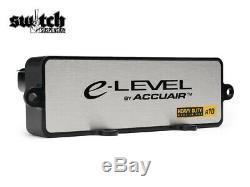 Accuair Endo Cvt Elevel Kit De Gestion De L'air, Réservoir De Soupape De Compresseur