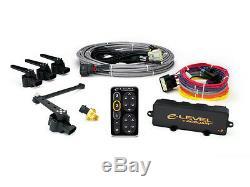 Accuair Endo-vt E-niveau Avec Pavé Tactile Et Viair 444c Dual Pack Kit De Suspension Pneumatique