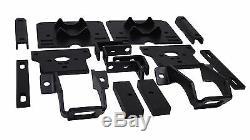 Aide Air Spring Kit En Cabine Blk Jauge Pour 2005-10 Ford F250 4x4 Plus De Niveau De Charge
