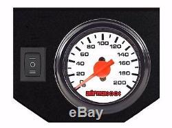 Aide Au Remorquage Coussin Gonflable, Kit De Surcharge, Réservoir De Jauge Blanc 2001-10 Camion Chevy 2500 3500