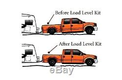 Air Assist Remorquage Kit Gauge Blanc En Gestion Cabine 2014-2018 Dodge Ram 3500 Camion