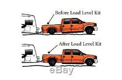 Air Assistance Au Remorquage Niveau De Charge Kit Et Dans La Cabine De Contrôle Convient 2014-20 Dodge Ram 2500 Camion