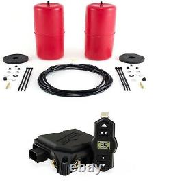 Air Lift Control Air Spring & Wireless One On-board Compresseur Kit Pour Ram 1500