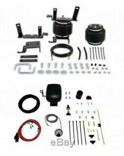 Air Lift Suspension Air Bag & Single Path Kit Compresseur D'air Pour F350 Super Duty