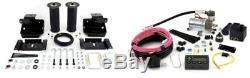 Air Lift Suspension Air Bag & Wireless Kit Compresseur D'air Pour Ford F150 4 Roues Motrices / Rwd