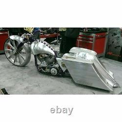 Air Ride Motorcycle Suspension Modification Kit 2 Viair 98c Avec Quelques Raccords