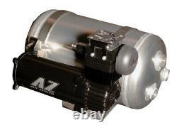 Air Zenith Flex Single-ob2 Air Ride Compressor Kit (2 Fois Plus Rapide Que Viair!)