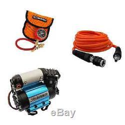 Arb 3 Pièces Ultime Wheeler Kit Withhd Compresseur D'air, Ez Déflateur, Et Pump Up Kit