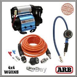 Arb Compresseur D'air Da4190 Ckma12 Haut Rendement 12v Inflation Deluxe Kit Pneus