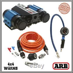 Arb Compresseur D'air Da4985 Ckmta12 Haut Twin Deluxe Sortie Inflation Air Kit