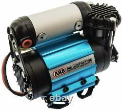 Arb Ultimate Wheeler Pack Compresseur D'air Hd, Déflateur De Pneus E-z Et Kit De Pompage 4x4